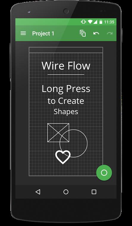 Wire Flow App